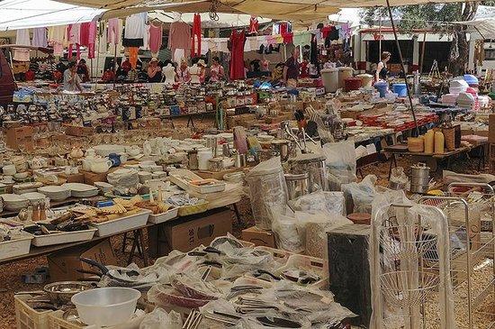 Kas Pazar Market