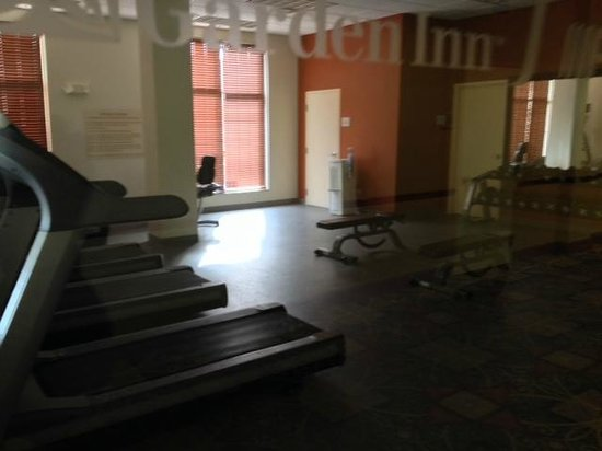 Hilton Garden Inn Lake Forest Mettawa: Gym