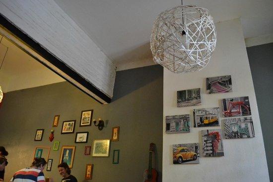 El Viajero Colonia Hostel & Suites: hostel