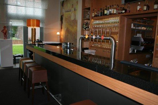 Hotel Dukes' Palace Bruges: bar