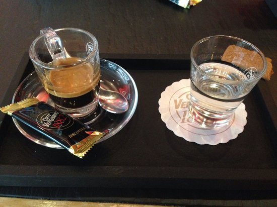Caffe Vergnano 1882: Un signor Espresso