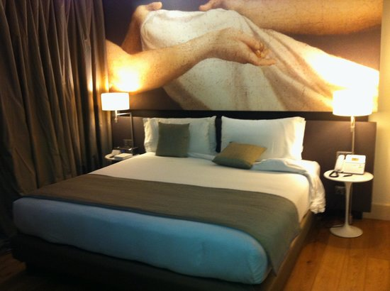 Gran Melia Rome: habitacion junior suite