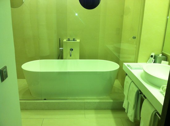Gran Melia Rome: baño junior suite
