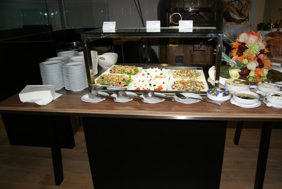 Solaris Hotel Ivan: Buffet
