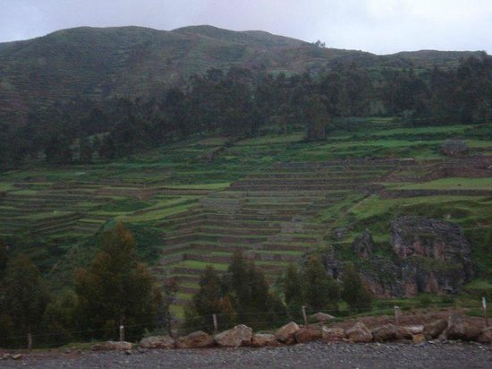 Sacred Valley of the Incas: Vale sagrado