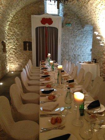Castello di Montignano Relais & Spa : sala