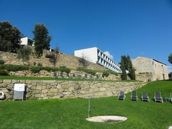 Douro Palace Hotel Resort & Spa : View