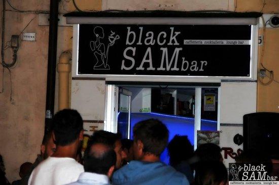 blackSAMbar