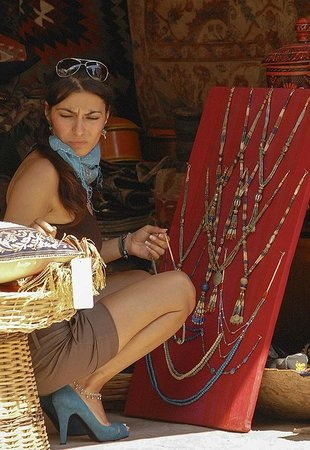 Kas Pazar Market: Handmade silver