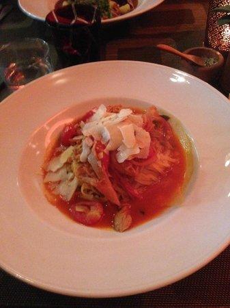 Le Coup Vert Bij Souvereyns: Tuna Pasta ... heerlijk