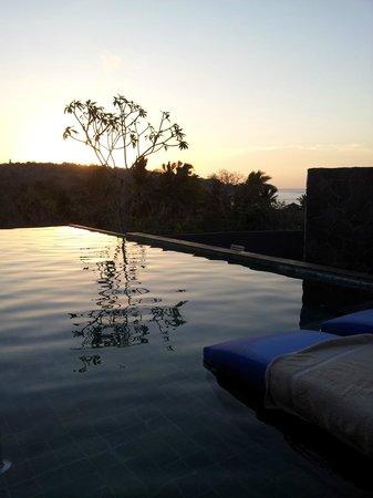 Le Meridien Bali Jimbaran : View from private pool