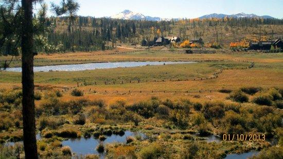 Devil's Thumb Ranch Resort & Spa: wandeling