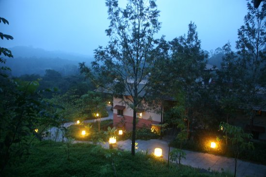 Club Mahindra Madikeri, Coorg: View of the resort at dawn