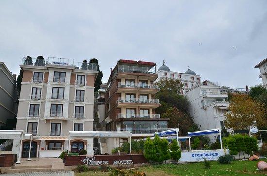 Buyukada Comfort Hotel: Common view