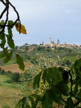 Agriturismo Poggiacolle: San Gimignano
