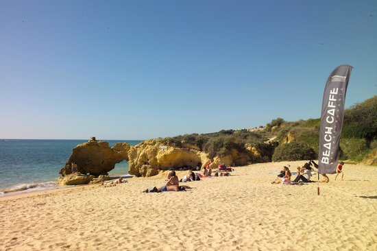 Beach Caffe: Wundervoller Beach