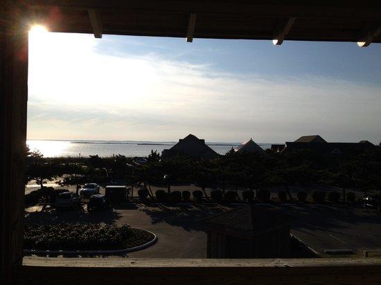 Sanderling Resort: Sound view room