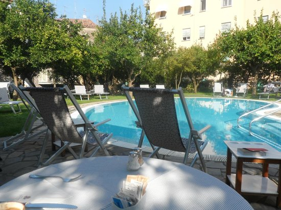 Antiche Mura Hotel: Hotel pool