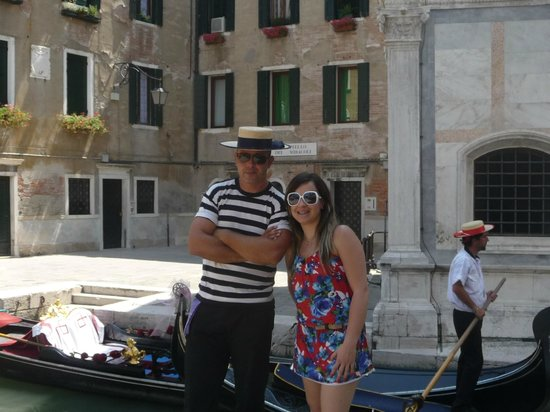 Ente Gondola : Veneza Stupenda