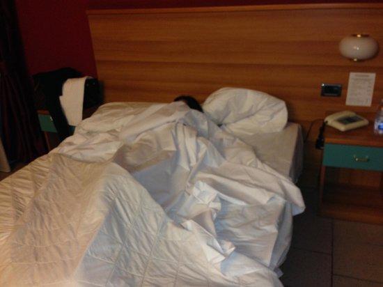 HotelTo Hotel Interporto srl : -