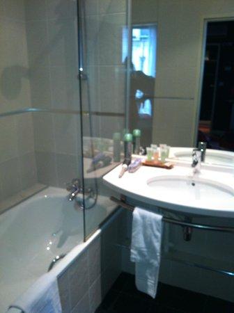 Hôtel Trianon Rive Gauche : Banheiro