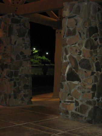 River Rock: Skamania Lodge