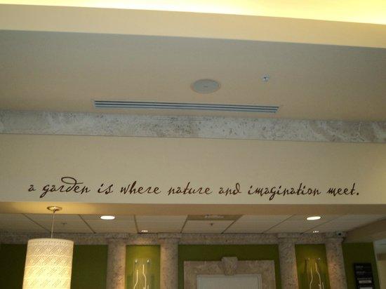 Hilton Garden Inn: Quarto