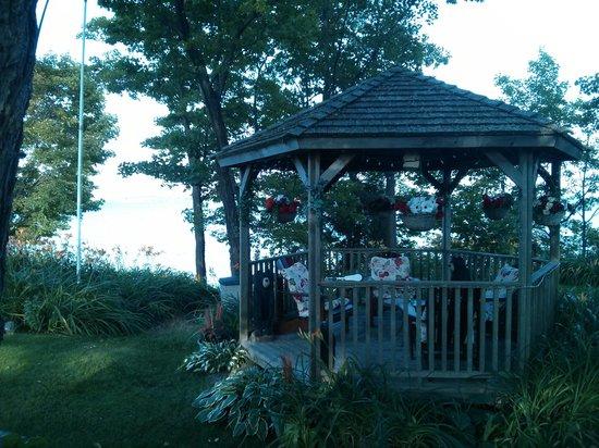 Rockville Inn B&B : Rest spot
