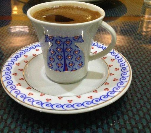 Basileus Hotel: Turkish Coffee