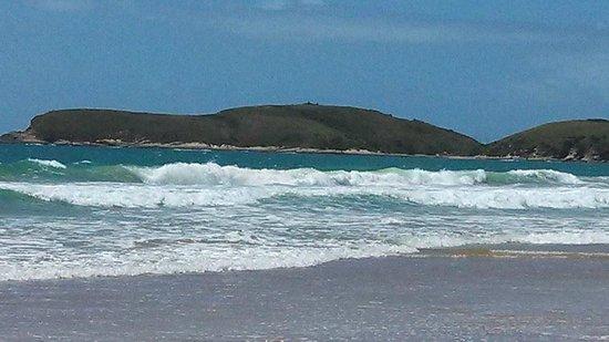 Hotel La Plage: Foto da Praia de Peró