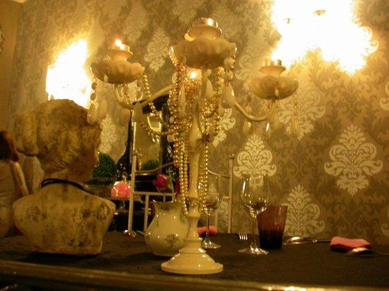 Le tison D'or : Ambiance baroque du Tison d'or 2