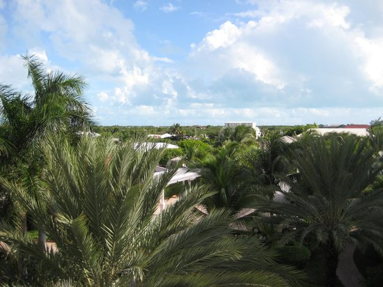 Seven Stars Resort & Spa: View from the balcony in our Garden Suite