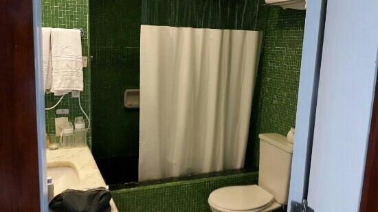 Olinda Rio Hotel: buen baño