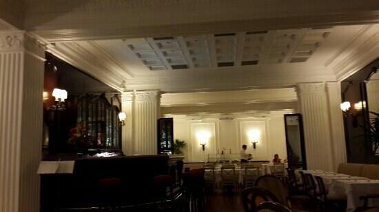 Olinda Rio Hotel: desayunador