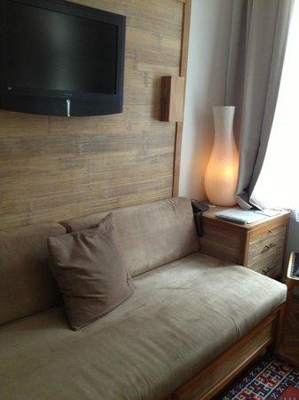 Axel Guldsmeden - Guldsmeden Hotels : habitación doble