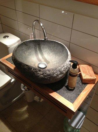 Axel Guldsmeden - Guldsmeden Hotels: Baño