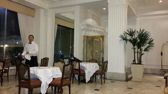 Olinda Rio Hotel: hall