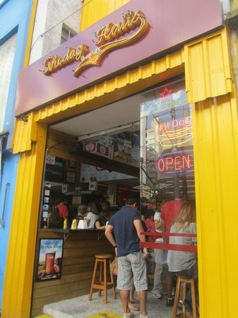 Hot Dog Haus Itaim Bibi