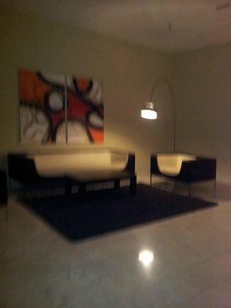 Hotel Eurostars Zaragoza: lobby