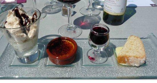 Restaurant Pic du Midi : dessert
