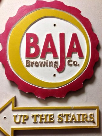 Baja Brewing Company: This way to brews