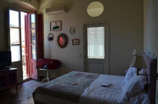 Aiguaclara Hotel: nosso quarto