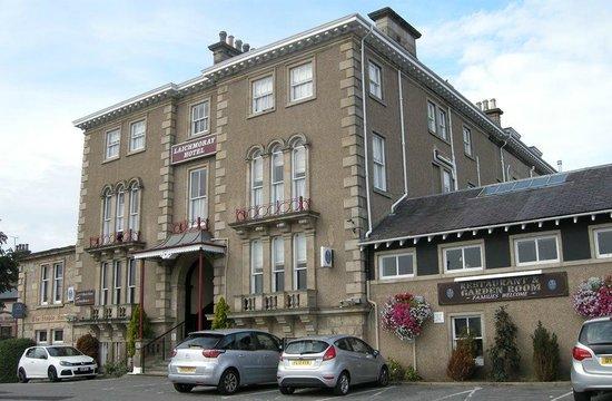 Laichmoray Hotel Elgin Scotland