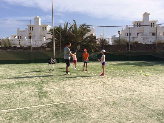 Corralejo Tennis Academy: .