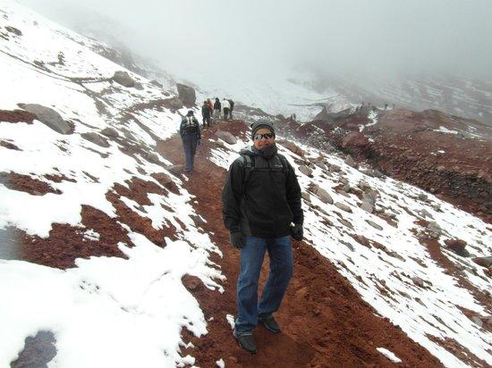 Gulliver Expeditions : Camino al Glacial
