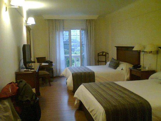 Scala Hotel: habitación classic 1°piso