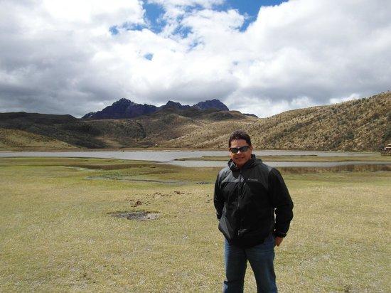 Gulliver Expeditions : Laguna de Limpiopungo