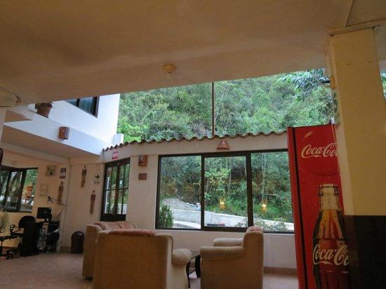 Terrazas del Inca Bed and Breakfast: Hall
