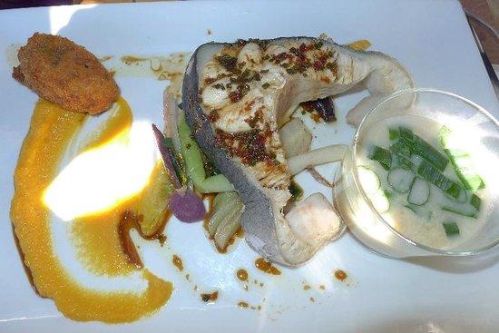 Le Vintage : Shark, lunch menu