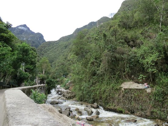 Terrazas del Inca Bed and Breakfast: La vista
